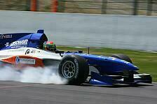 Mehr Motorsport - Unantastbarer Engl�nder: AutoGP - Quaife-Hobbs siegt beim Auftakt