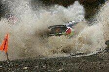 WRC - Unfall l�sst alle Hoffnungen platzen: Kuipers beendet Rallye Mexiko