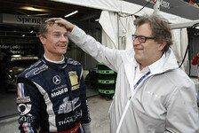 DTM - DTM-Aus oder Neuwagen?: Coulthard: Zukunft weiterhin ungekl�rt