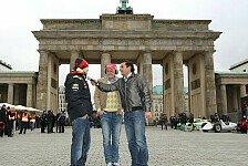 Formel 1 - Bilder: Vettel in Berlin