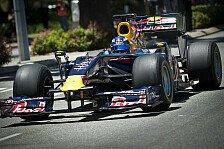 Formel 1 - Für Red-Bull-Junioren zählen nur Erfolge