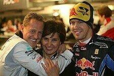 WRC - Gro�e Aufgabe: Michelle Mouton �bernimmt Manager-Posten