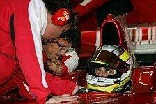 Formel 1 - Ferrari-Test für F3-Piloten