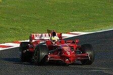 Formel 1 - Bilder: Vallelunga - Ferrari Rookie-Test
