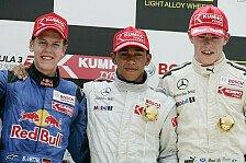 F3 Euro Series - Sprungbrett in die K�nigsklasse: In Vettels Windschatten in die Formel 1