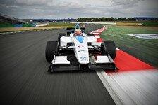 Mehr Motorsport - Innovation oder Spa�verderber?: Der Elektro-F1-Wagen ist geboren