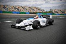 Mehr Motorsport - Bilder: Electric Formula - Pr�sentation
