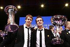 WRC - Von Weltmeister zu Weltmeister: F1-Champion Sebastian Vettel zollt Loeb Respekt