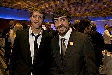 Formel 1 - Immer Respekt vor Alonso gehabt: Coulthard: Vettel macht es wie Alonso