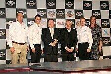 IndyCar - Charlie Kimball und Graham Rahal als Fahrer: Chip Ganassi startet neues Junior-Team