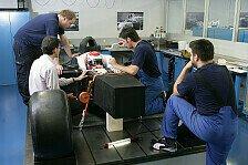 Formel 1 - Bilder: Sauber Sitzanpassung