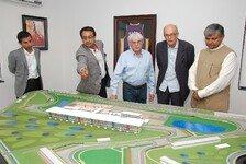 Formel 1 - Was f�r Verz�gerungen?: Ecclestone: Indien wird bereit sein