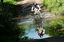 Dakar - Technischer Streik und GPS-Probleme: Bikes - Probleme bei Aprilia