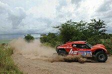 Dakar - Verbesserung auf den zw�lften Rang: Kahle/Sch�nemann bestes Team mit Zweiradantrieb