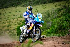 Dakar - Sechste Etappe geht an Rodrigues: Farias Zeit erneut korrigiert