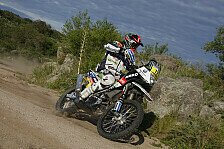 Dakar - D�mpfer f�r die Favoriten: 5. Etappe - Goncalves holt Sieg f�r BMW