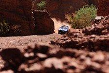Dakar - Nissen stolz auf Teamleistung: VW-Doppelf�hrung nach dritter Etappe