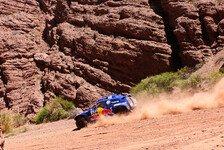 Dakar - Mit Vierfachsieg und Doppelf�hrung in den Ruhetag : Volkswagen gibt den Ton an