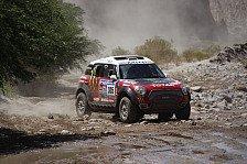 Dakar - Zahlreiche Weiterentwicklungen geleistet: Der MINI All4 Racing im Portrait