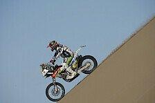 Dakar - F�nf hochmotivierte Fahrer: Bikes - Husqvarna Rallye-Team freut sich