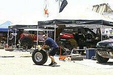 Dakar - Rallye Dakar 2011 - Ruhetag