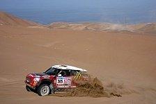 Dakar - Rallye Dakar 2011: Etappen 1-6