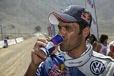 Dakar - Vierfach-Sieg von Volkswagen: Al-Attiyah neuer F�hrender