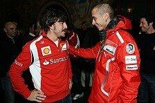 Formel 1 - Er hat es sich sicher anders vorgestellt: Rossi �ber Schumachers Comeback