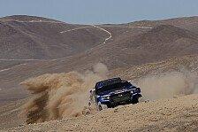 Dakar - Sainz antwortet mit Tagessieg: Al-Attiyah nach VW-Dreifacherfolg weiterhin vorne