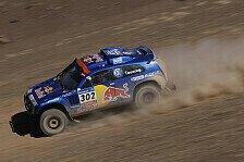 Dakar - Warten auf die Entscheidung in den D�nen von Fiambala: Die Stimmen zum VW-Dreifacherfolg