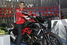 MotoGP - Neue Modelle n�her an MotoGP dran: Rossi wird auch f�r Serie entwickeln