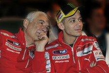 MotoGP - Ducatis Entwicklung basiert auf Racing: Del Torchio: Rennsport wichtig f�r Entwicklung