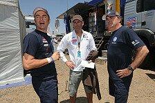 Dakar - Katastrophen-Tag f�r Sainz: Die Stimmen zum VW-Sieg auf der 10. Etappe