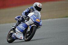 Moto3 - Werksmaschine im Spitzenteam: Adrian Martin kommt bei Aspar unter