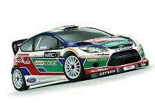 WRC - Die Nagelprobe steht noch bevor: Neuer Fiesta soll f�r Furore sorgen