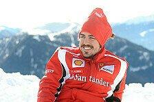 Formel 1 - Ingenieure werden Motoren gut klingen lassen: Alonso macht sich keine Sorgen um den Sound