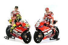 MotoGP - Bilder: Die neue Ducati Desmosedici GP11