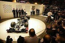 Formel 1 - Bilder: Lotus Renault - Lackierung 2011