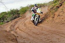 Dakar - Zehnter Herstellertitel f�r KTM: Coma gewinnt die Rallye Dakar 2011
