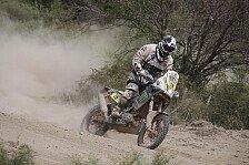 Dakar - Coma gewinnt seine dritte Dakar: 13. Etappe: Sieg f�r Verhoeven