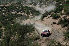 Dakar - Weiteres Training in Buenos Aires geplant: Vorbereitung mit Schulung begonnen