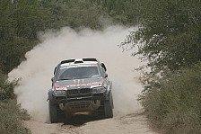 Dakar - Schlagkr�ftiges Team will den Dakar-Sieg: Team X-raid mit acht Fahrzeugen bei der Dakar