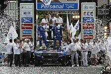 Dakar - Volkswagen jubelt: Dreifachtriumph f�r den Race Touareg 3