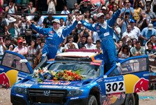 Dakar - Dakar, Katar und Olympia: Best of 2011: Al-Attiyah im Interview