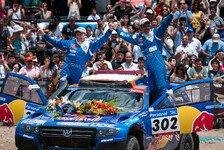 Dakar - Dakar, Katar und Olympia: Best of 2011: Al-Attiyah im Interview