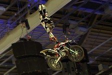 NIGHT of the JUMPs - Pastrana als Vorbild: Jose Miralles