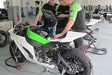 Superbike - Wildcardler vor Stammpiloten: Pedercini mit �berraschenden Test