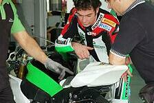 Superbike - Atemberaubende Beschleunigung: Rolfo hofft auf gutes Wetter