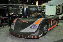 Auto - Detroit Auto Show 2011 (NAIAS)