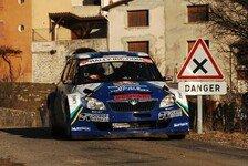 Mehr Rallyes - IRC - Monte Carlo - 1. Lauf